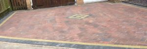 Block Paved Driveways In Nottinghamshire
