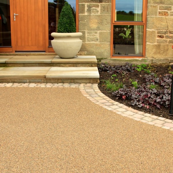 Resin Bound Driveways in Bristol