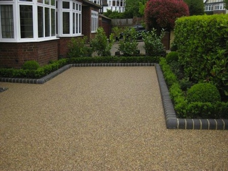 Resin Driveways In Lincolnshire